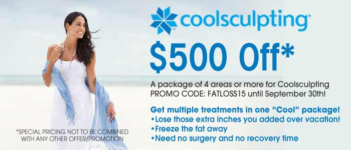 Coolsculpting September Special