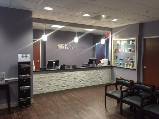 Skin Specialists New Office