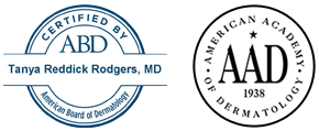 Tanya Reddick Rodgers, MD, Certified By American Board of Dermatology | AAD 1983, American Academy of Dematology