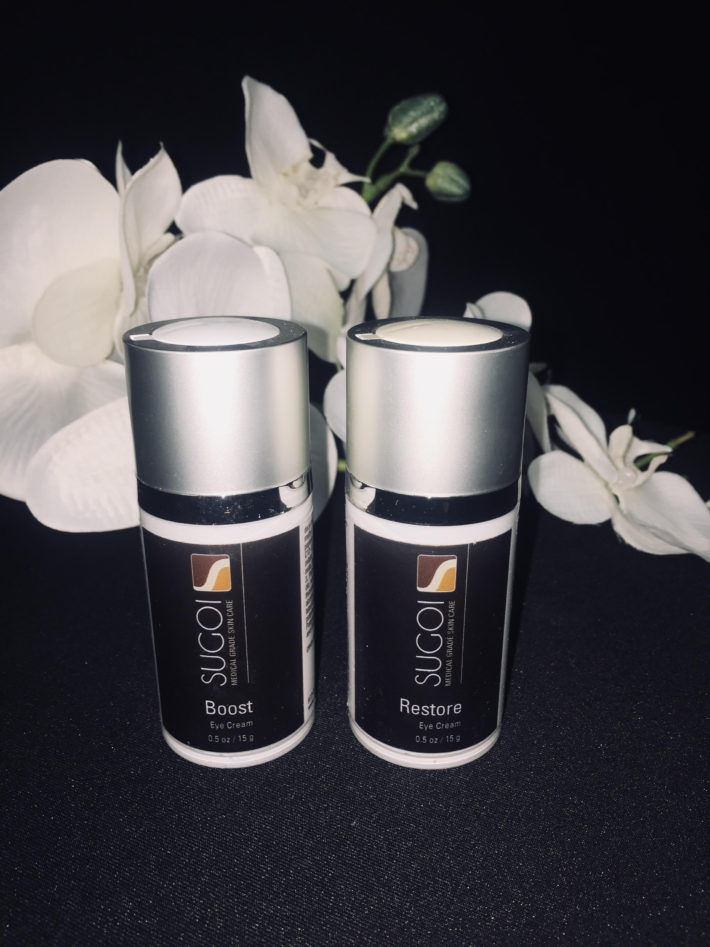 Boost & Restore Eye Cream