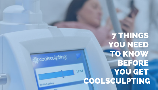 7 Things You Need to Know Before You Get CoolSculpting